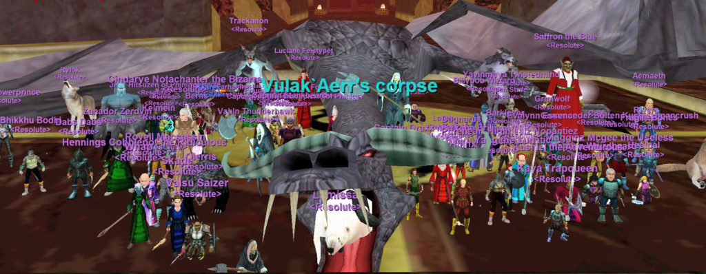 Vulak'Aerr Defeated