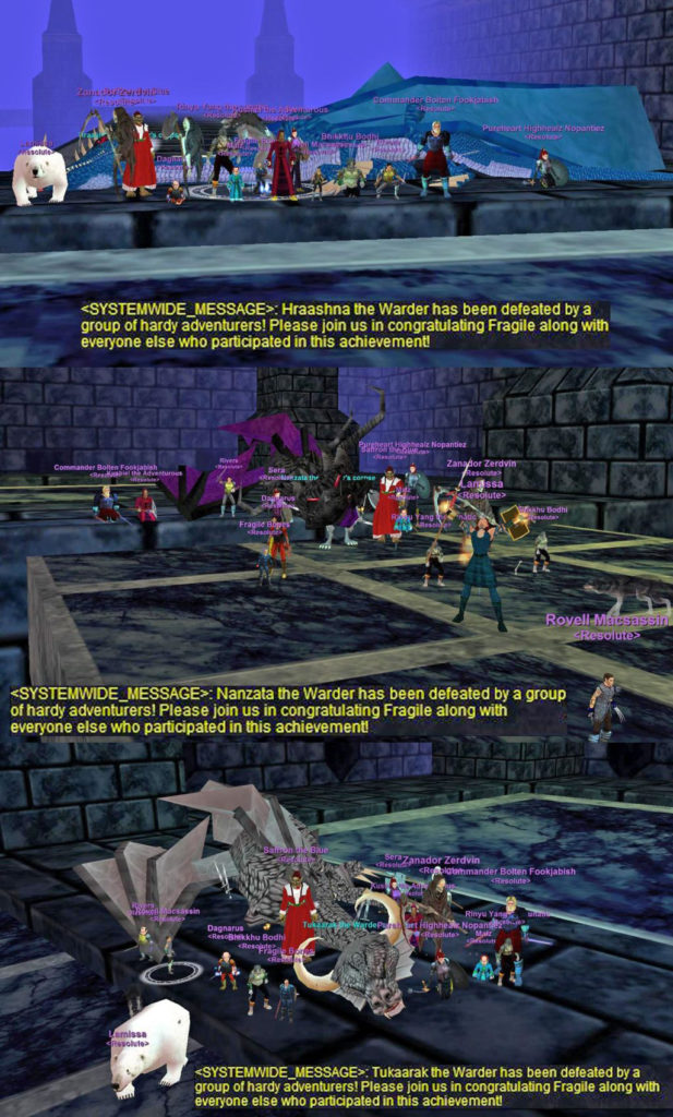 Resolute's Legendary 13.5!