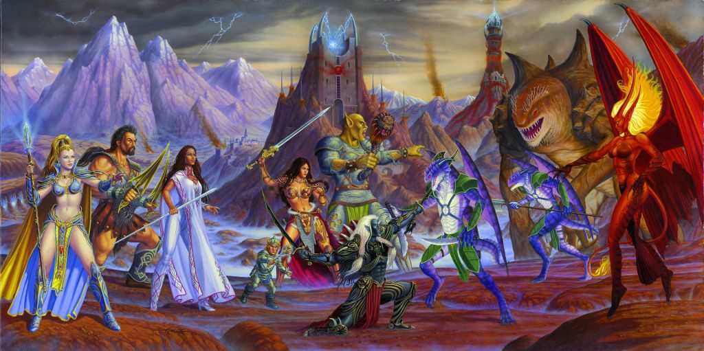 Omens of War Launches