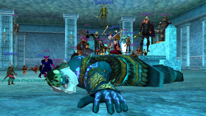 Resolute – An EverQuest Guild on the Phinigel TLP Server